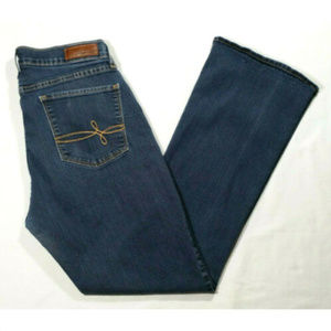 DENIZEN from Levi's Curvy Bootcut Jeans 3008E1